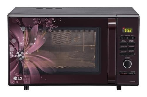 Lg 28 Litres Convection Microwave Oven Black Installation Type: Portable