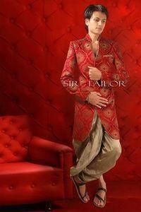 Low Rates Mens Wedding Sherwani