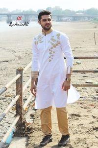 b44afcd5da Mens Designer Kurta Pajama in Surat, Gujarat - SIR TAILOR