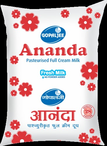 Pasteurized Full Cream Milk