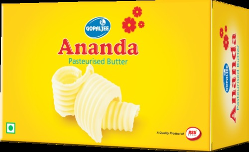 Quality Tested Ananda Pasteurised Butter