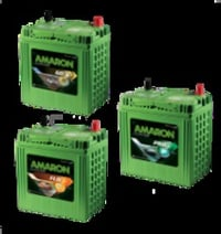 Top Class Amaron Automotive Batteries