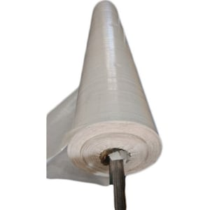 HDPE White Poultry Curtain