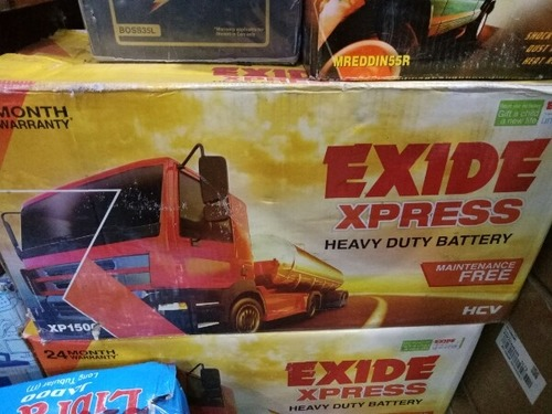 Top Rated Exide Truck Battery