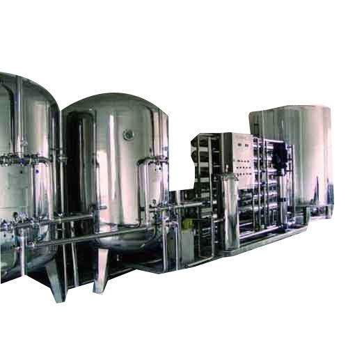 Optimal Performance Commercial Ro Plant
