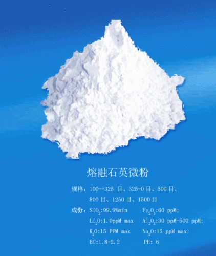 Top Quality Quartz Silica Powder