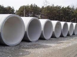 High Strength Rcc Plain Pipe