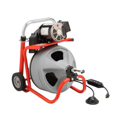 Industrial Sewer Cleaning Machine