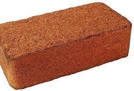 Low Price Coir Briquette