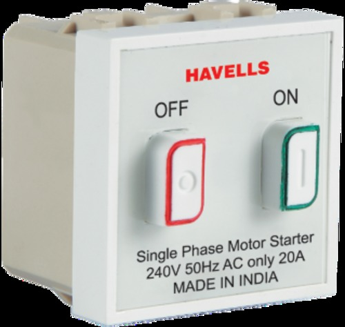 Single Phase Motor Starter - Eco Electricals, Plot No 2009/5, Ktara