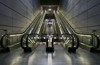 Highly Affordable Commercial Escalators