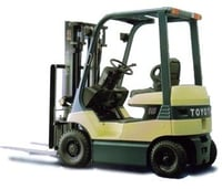Warehouse Forklift Rental Service