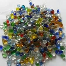 Different Colour Glass Beads