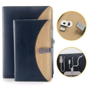 Digital Diary With Power Bank