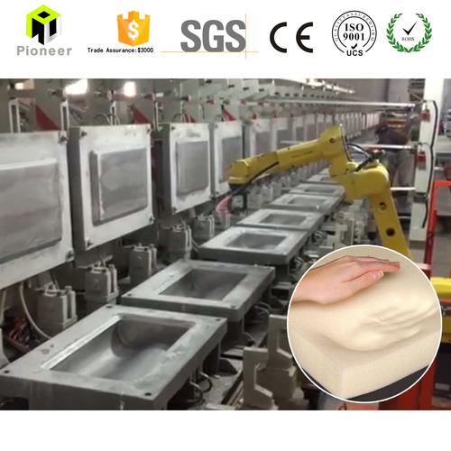 Good Quality Latex Pillow Foam Molding Machine