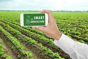 IOT Device For Agriculture Use