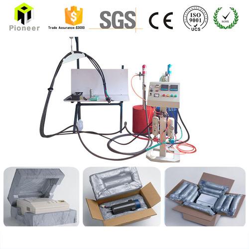 Polyurethane Pu Foam Box Sealed Packaging Machine Systems