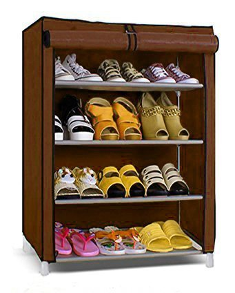 Heavy 4 Layer Shoe Rack Organiser