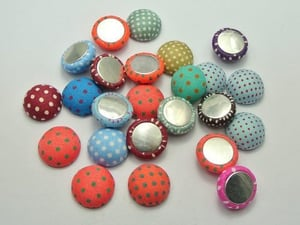 Attractive Fabric Cover Buttons