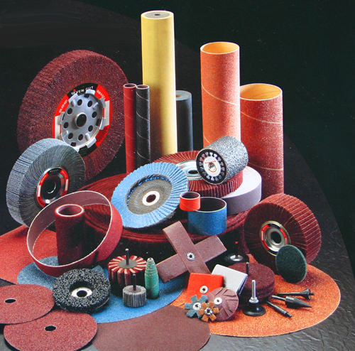 Bonded Abrasive And Wheel