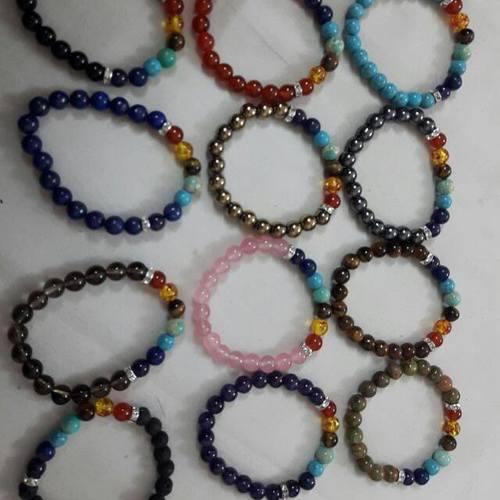 Color Seven Chakras Bracelets