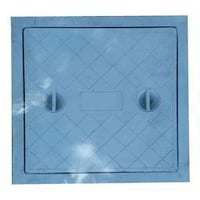 Concrete Rectangular Manholes Frame Cover