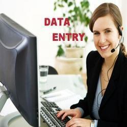 Data Entry Work Service