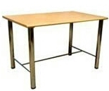 Robust Construction Multipurpose Table