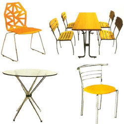 Tables And Chairs For Cafeteria/Canteen/Restaurant