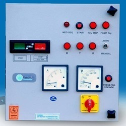 Water Level Control Panel