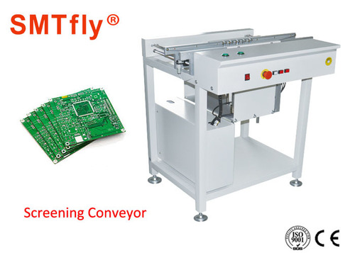 350x450 PCB Screening Conveyor Machine for SMT Line at Best