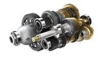 Accurately Developed Gear Box