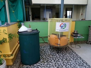 Customized Biogas Power Plant For Kitchen Waste