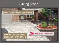 Sandstone and Paving Stone