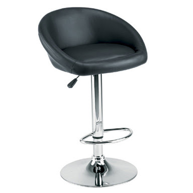 Full Cushion Office Bar Stool Chair