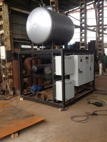 Effective Electric Steam Generators
