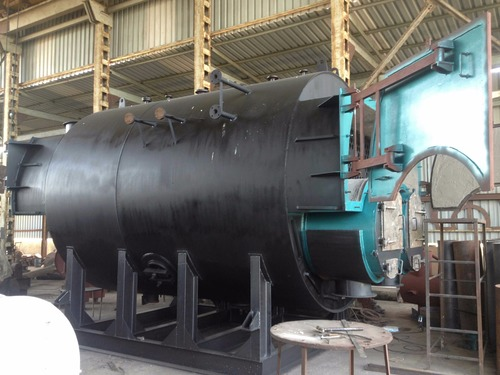 Industrial Gas Fired Boilers