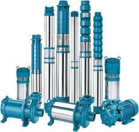 Sturdy Borewell Submersible Pump