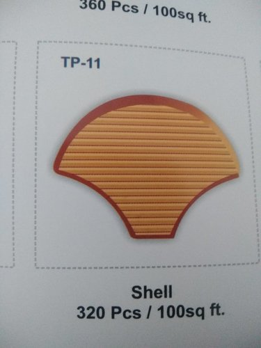 TP-11 Shell Paver Moulds