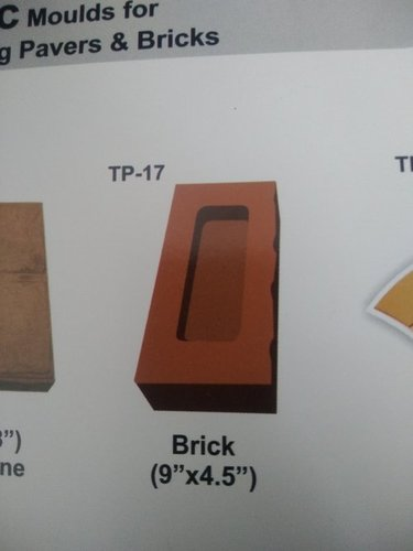 Tp-17 Brick Moulds 9x4.5