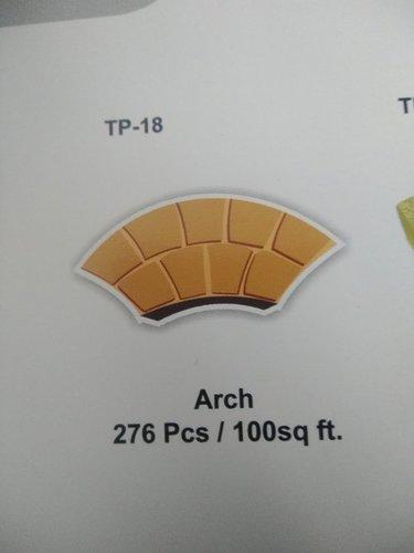 Tp-18 Arch Paver Moulds