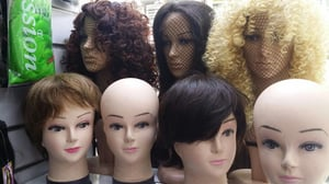 Attractive Full Lace Wig