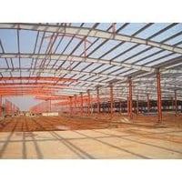 Rugged Construction Prefabricated Steel Structure