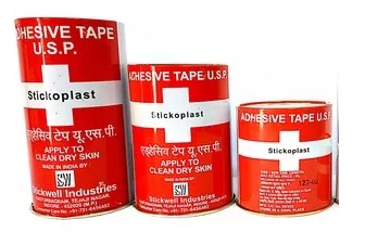 Stickoplast Medicated Adhesive Tape
