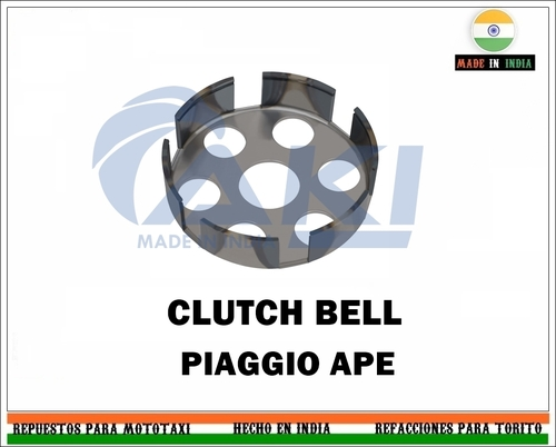 Clutch Bell for Three Wheeler (Piaggio Ape) at Best Price in