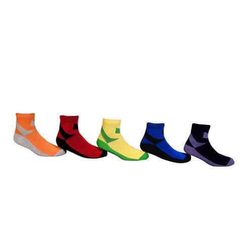 Colored Ladies Socks