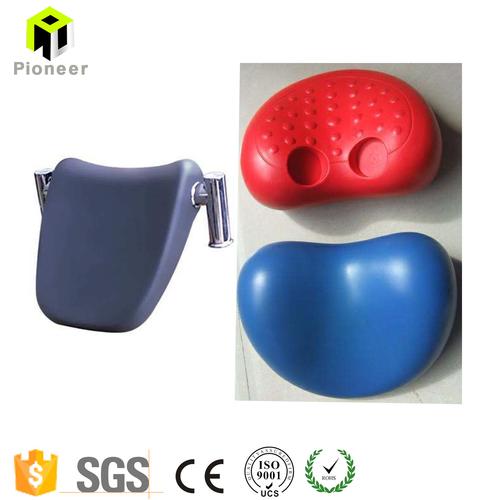 Custom Polyurethane Pu Foam Bath Massage Pillow