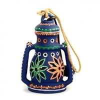 Warli Art Hand Painted Handcrafted Lantern