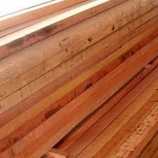 High Quality Hardwood Kapur Wood
