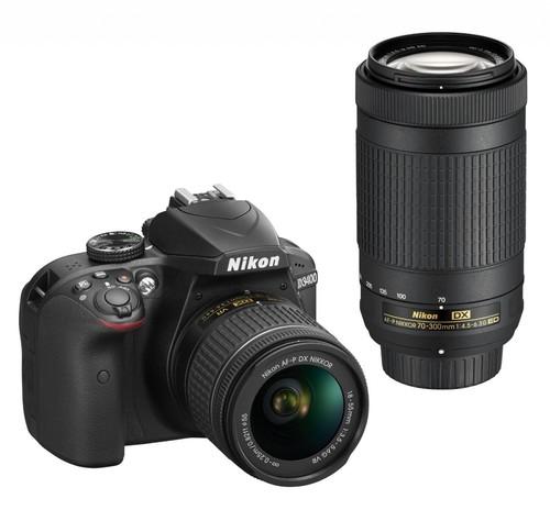 D3400 DSLR Camera (Nikon)